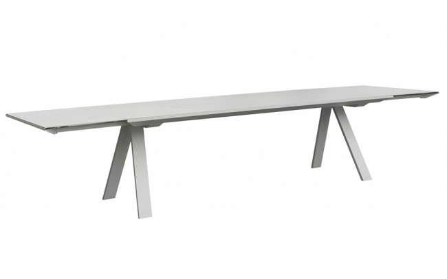 Neverland Aluminum/ceramic extension table, with 6mm ceramic top